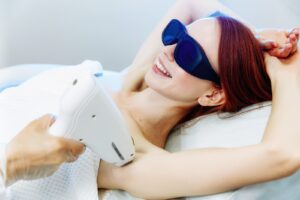 Body Care Underarm Laser Hair Removal
