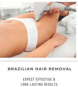 Brazilian Hair Removal Treatment