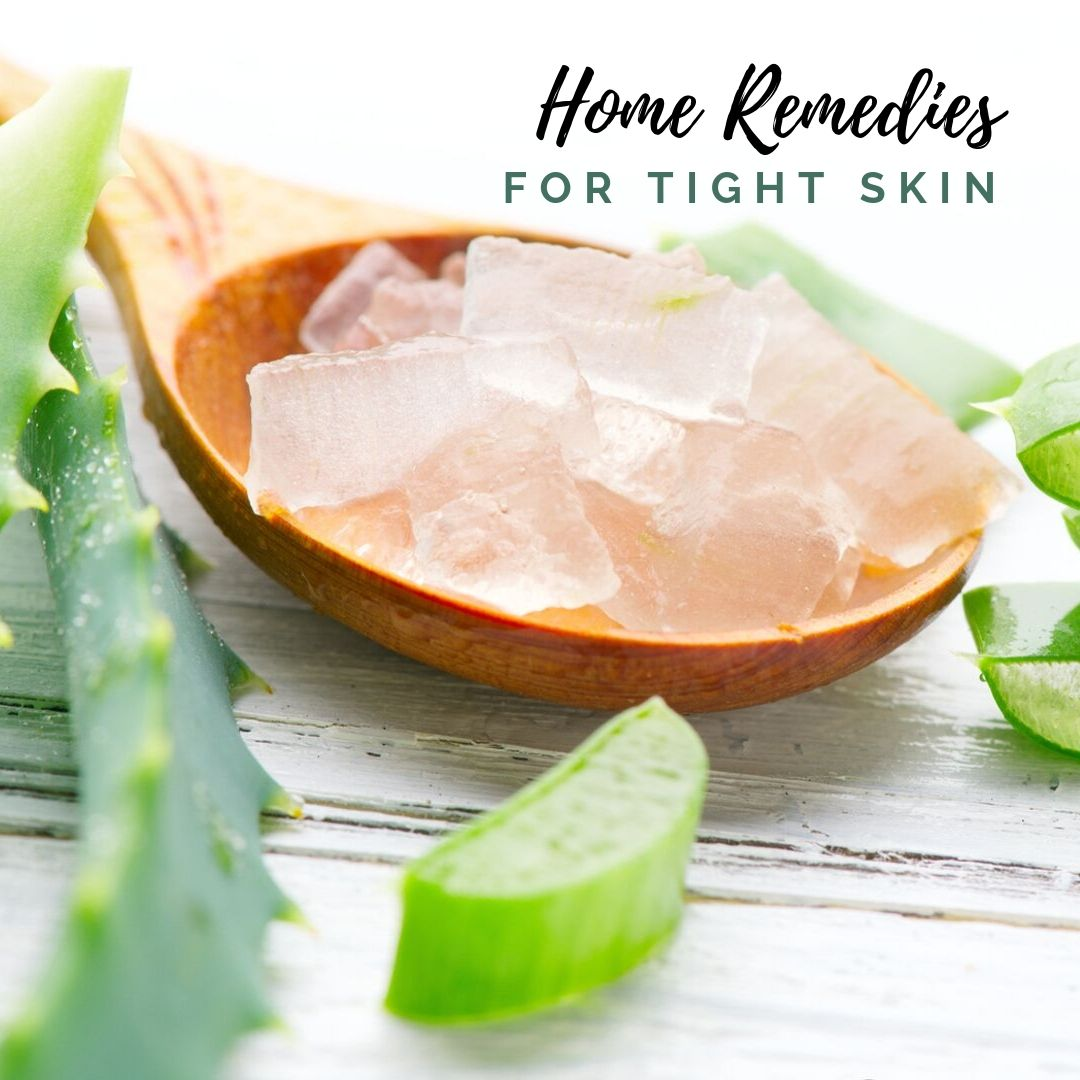 3 Simple And Natural Remedies To Tighten Your Skin