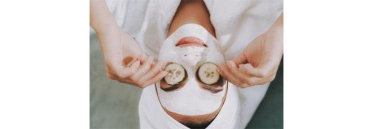 Spa Day in Beauty Salon Towel