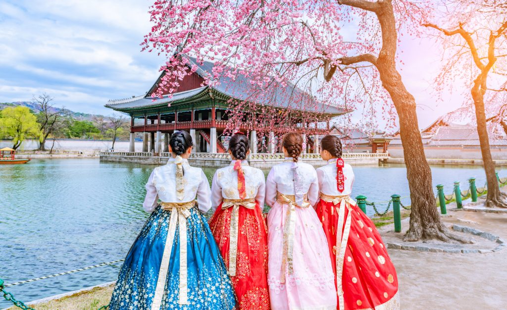 Miss travelling? Come experience Korea in Singapore with Healthsprings!
