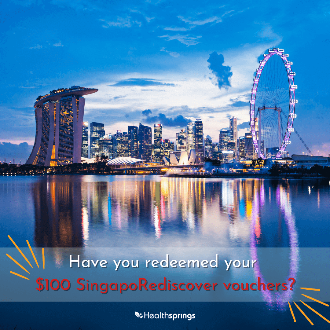 Have You Redeemed Your FREE $100 Vouchers?